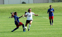 Haiti WNT vs Grace (8/25/12)