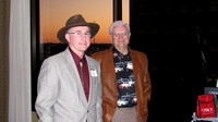 Doug Holub '77 and Terry Holsinger '63